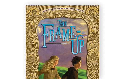 The Frame-Up - Bookcover
